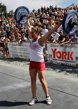 Tanya Wagner CrossFit Games 2009